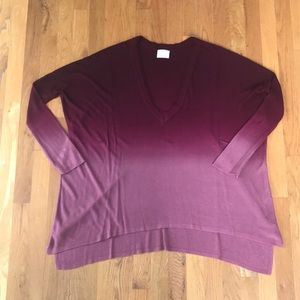 Urban Outfitters Pins and Needles Ombre Sweater